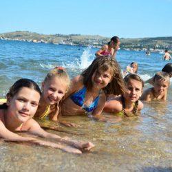 Детские лагеря в Феодосии