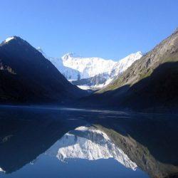 Гора Белуха, Горный Алтай