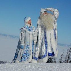 На Байкале появится резиденция Деда Мороза