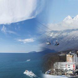 Крым и Сочи свяжет круизный маршрут