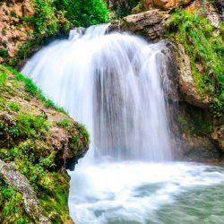 Медовые водопады Карачаево-Черкесия