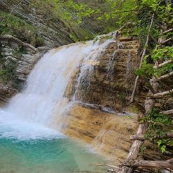 Водопады Геленджика
