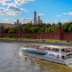 Речной круиз Москва — Санкт‑Петербург