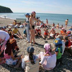 Детские лагеря Криницы