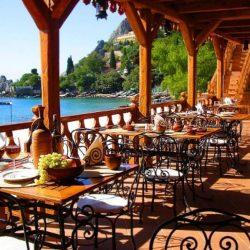 Кафе и рестораны Гурзуфа