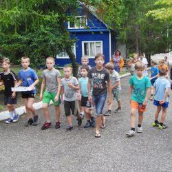 Детские лагеря в Прасковеевке