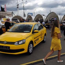 Такси и транспорт Севастополя