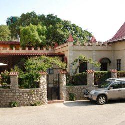 Гостиницы Фороса