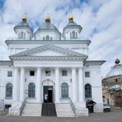 Казанский женский монастырь Ярославля