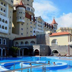 Отели и гостиницы в Адлере