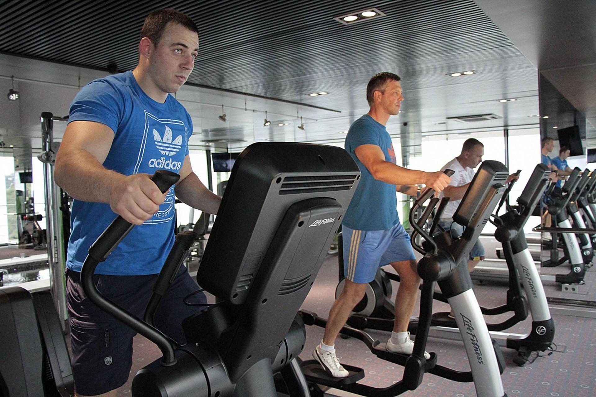 Фитнес в Черноморском