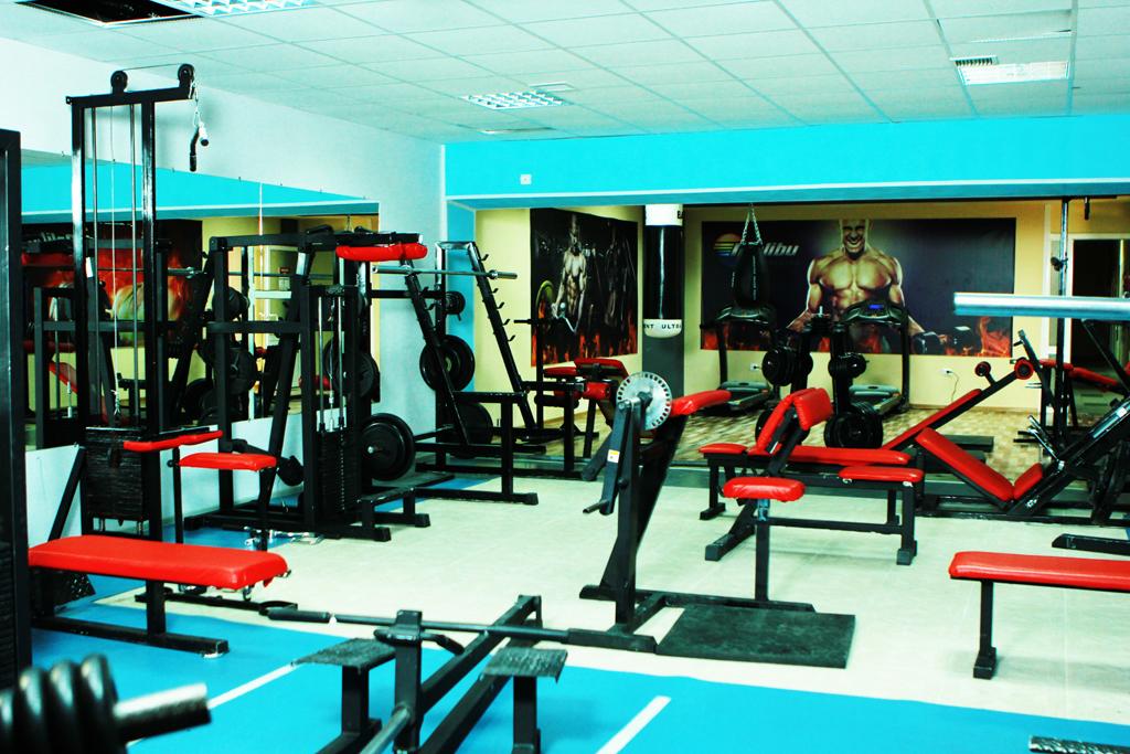 Фитнес-центры Сочи