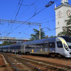 В Крыму новый график движения поездов