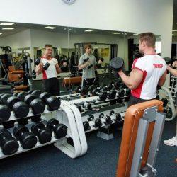 Фитнес в Новофедоровке