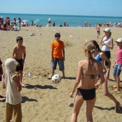Детские лагеря Черноморского