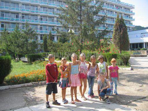 Детские лагеря Лермонтово
