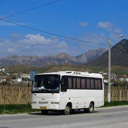 Транспорт и такси в Коктебеле