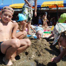 Детские лагеря Орджоникидзе