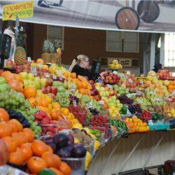 Рынки и магазины Кореиза