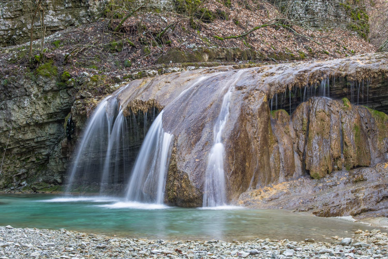 Водопады Джубги