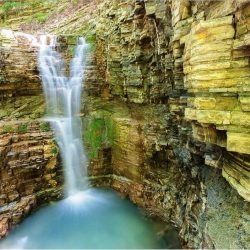 Водопады Небуга