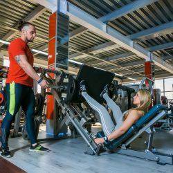 Фитнес в Партените