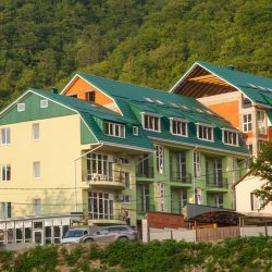 Гостиницы Небуга
