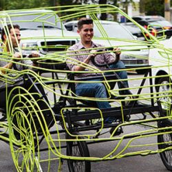 Прокат велосипедов и авто в Ольгинке