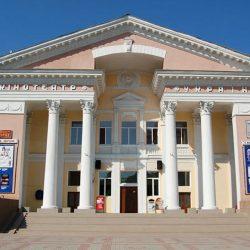 Кинотеатры Керчи