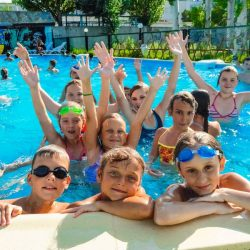 Детские лагеря Курортного