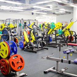 Фитнес в Джубге