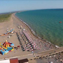 Пляжи Новофедоровки
