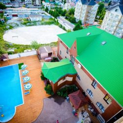 Гостиницы Ольгинки