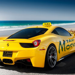 Транспорт и такси в Туапсе