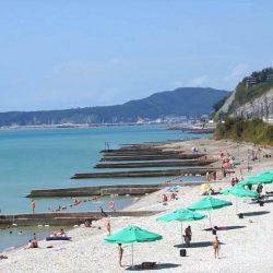 Пляжи Дедеркоя