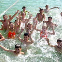 Детские лагеря Тамани