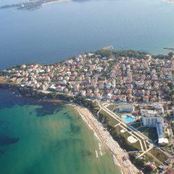 Пляжи Приморско-Ахтарска