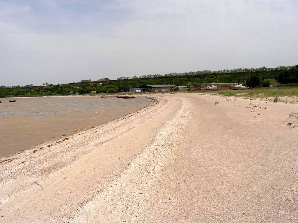 Пляжи Чумбур-Косы