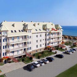 Гостиницы поселка Волна