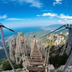 До 1 июля горы Ай-Петри лучше не посещать