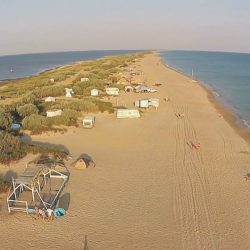 Пляжи Веселовки