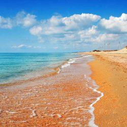 Пляжи Голубицкой
