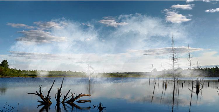 Тайна озера Сюрзи