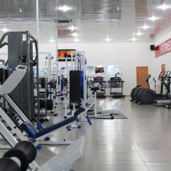 Фитнес центры в Адлере