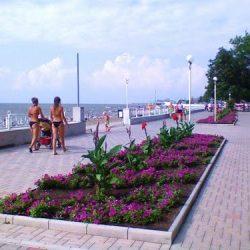 Парки Приморско-Ахтарска