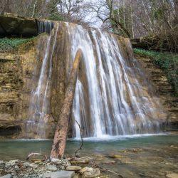Водопады Анапы