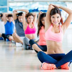 Фитнес в Голубицкой