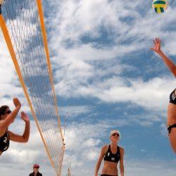 Пляжный спорт в Анапе