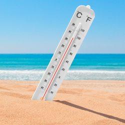 Температура воды в Анапе
