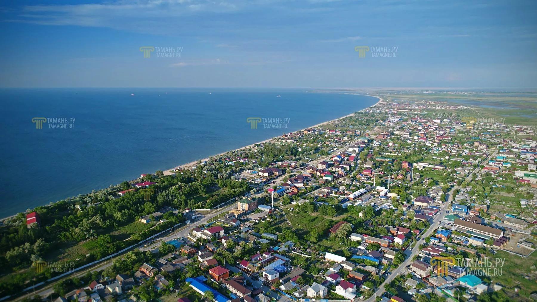 Где отдохнуть на Азовском море в августе